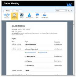 sales meeting agenda templates trending