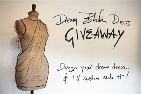 Giveaway Fashion - happy birthday faiiint dream black dress giveaway faiiint