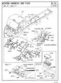 Parts For Isuzu 2004 W4500 Wiring Diagram 2004 Isuzu Npr Wiring Diagram