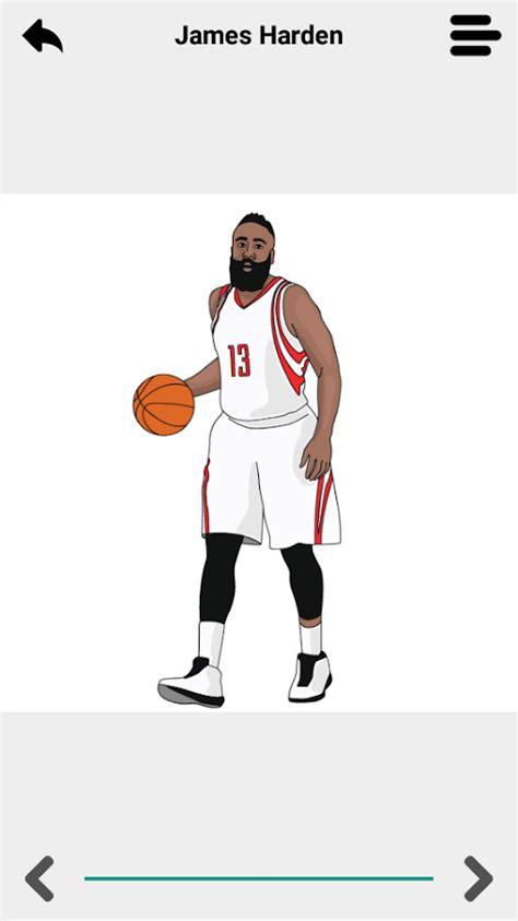 Basketball Player Drawing
