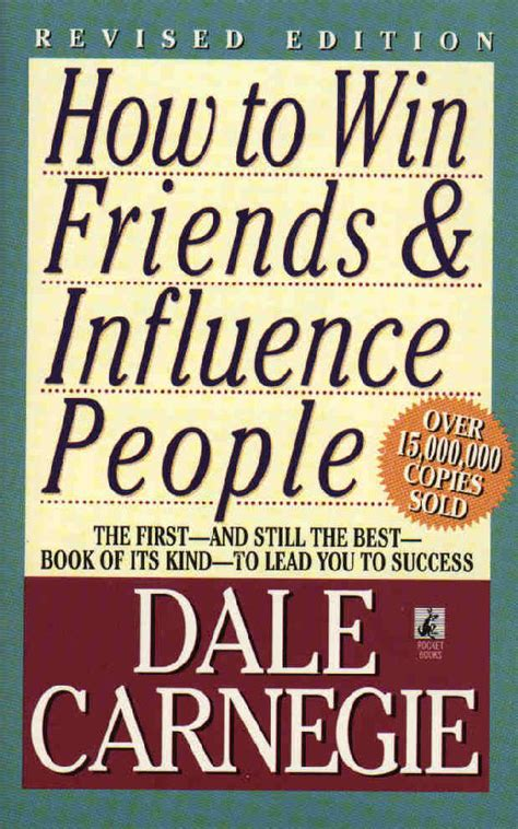 how to win friends influence books how to win friends and influence vs