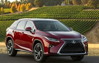 2018 lexus rx 350l: release date, redesign 2018 2019 new