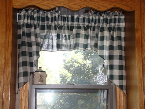 Different Styles Of Kitchen Curtains Before And After Kitchen Window Treatment Upgrade A Design Help