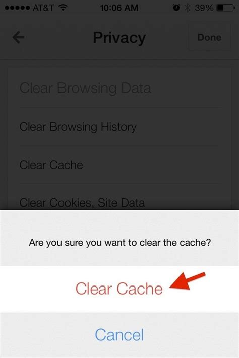 clear chrome cache android how to clear your cache on any web browser 171 digiwonk