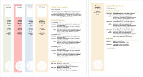 Modelo De Curriculum Vitae Llamativo Curriculums Vitae Para Todos Los Gustos Ll 233 Vate El Tuyo Taringa