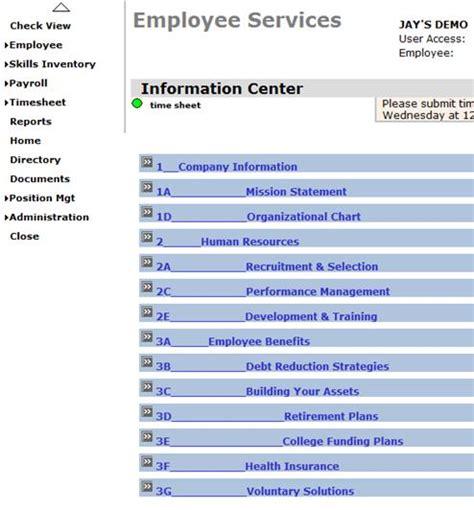 hr home page