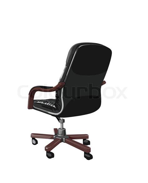 cloud 9 stuhl black business stuhl mit braunen arme und beine