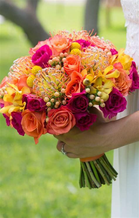 bouquet centerpieces tropical bridal bouquets arabia weddings