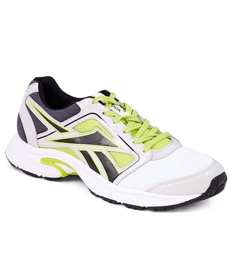 reebok speed sports lp white sport shoes price in india