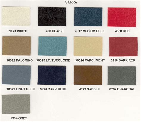 upholstery colors seat cover upholstery set 1aisu00011 at 1a auto com