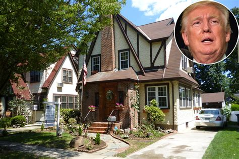 donald houses donald s childhood home in is for sale