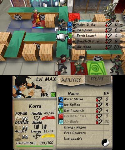 3ds The Legend Of Korra A New Era Begins the legend of korra a new era begins the legend of korra a new era begins