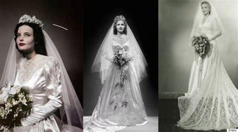 Wedding Dresses History by 웨딩드레스의 아름다운 100년 역사 동영상