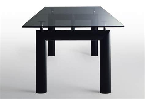 tavolo le corbusier cassina lc6 cassina stylepark