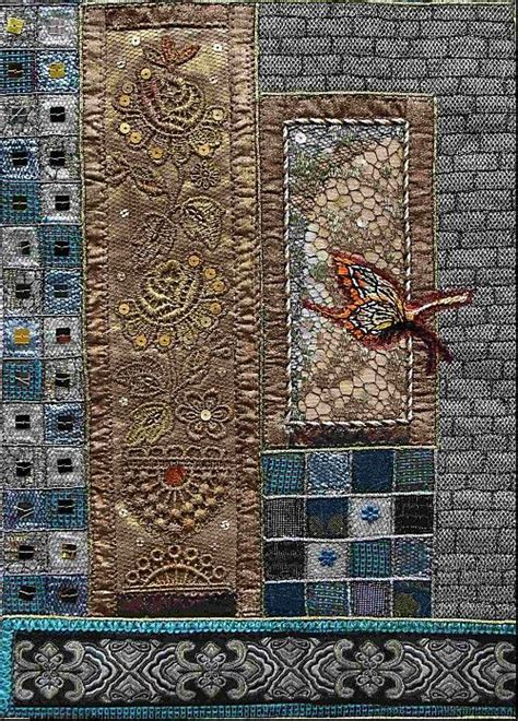 Tapisserie Nantes by Isabelle Robert Tranchet Another Detail Wall Hangings