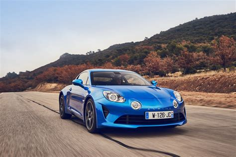 alpine a110 alpine details the a110 premiere edition in images and