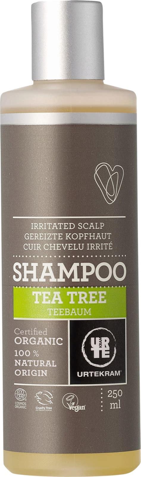 Urtekram Organic Tea Tree Shoo 250ml 1 urtekram organic tea tree shoo ecco verde shop