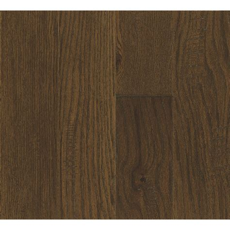 Best Prefinished Hardwood Flooring Shop Bruce America S Best Choice 4 8 In W Prefinished Oak Locking Hardwood Flooring Calico
