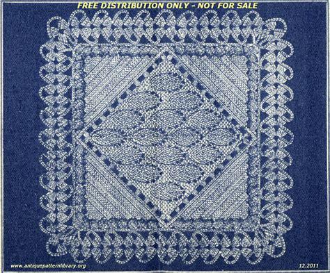 antique pattern library crochet antique pattern library crochet antique pattern library