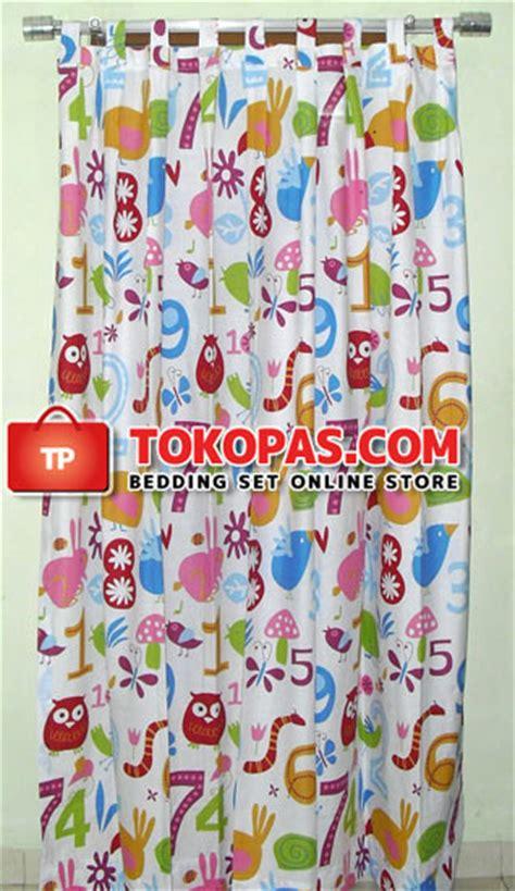 St Kulot Bunga Cantik Tosca gorden kartun tokopas