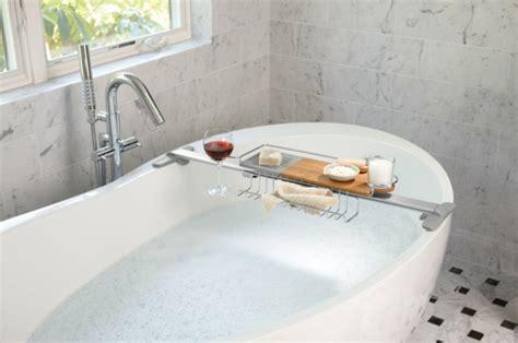 Badezimmer Deko Badewanne deko badezimmer ideen f 252 r ein einzigartiges badeerlebnis