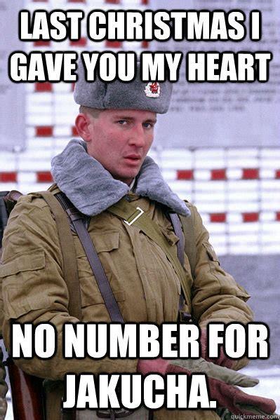 Last Christmas Meme - last christmas i gave you my heart no number for jakucha