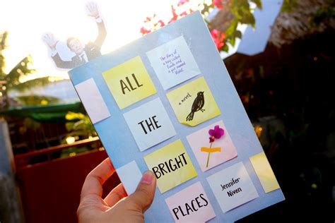 libro all the bright places a book published this year all the bright places by jennifer niven