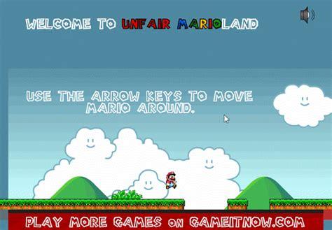 membuat screenshot gif unfair mario game pc offline gratis
