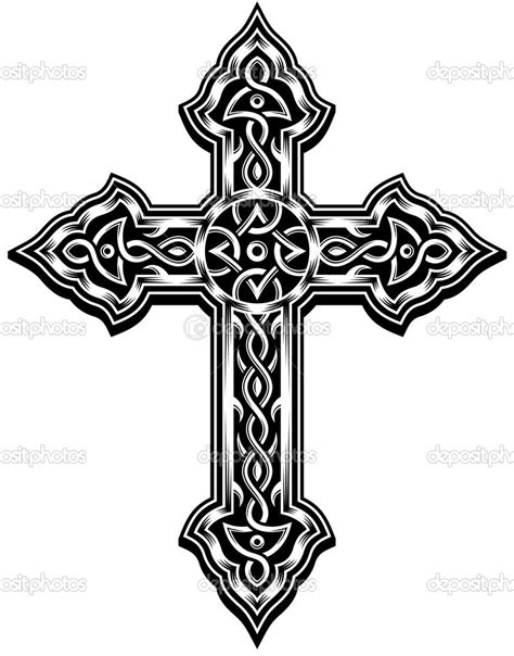 cross tattoo flash free images of celtic cross tattoos search
