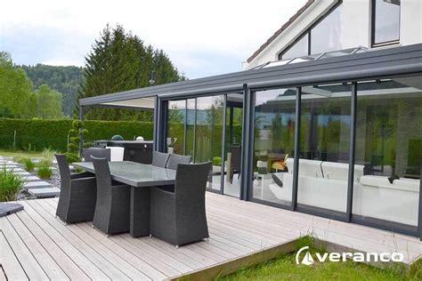 veranda metall veranda epinal v 233 randa et pergola alu dans les vosges 88