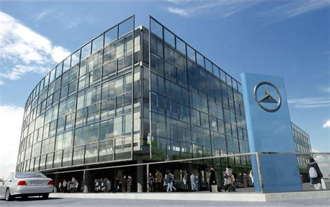 mercedes headquarters headquarters mercedes n s architetti associati