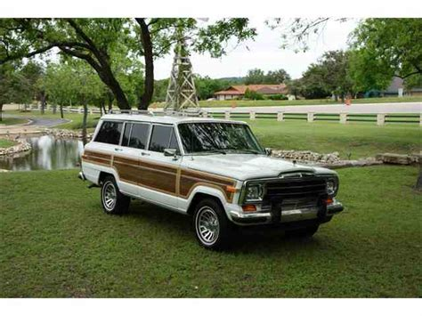 classic jeep wagoneer for sale classic jeep wagoneer for sale on classiccars com 35