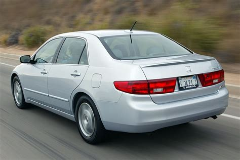 2005 honda accord hybrid reviews specs and prices cars