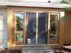 phantom retractable screen doors traditional patio