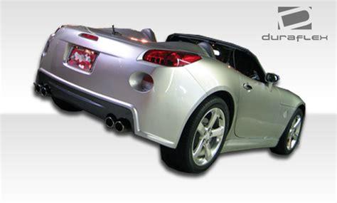 Tonneau Cover For Pontiac Solstice 2006 2009 Pontiac Solstice Duraflex Gt Concept Kit