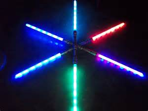 how many lightsaber colors are there 2 galactic wars dual lightsaber 6 fx 2 sided light