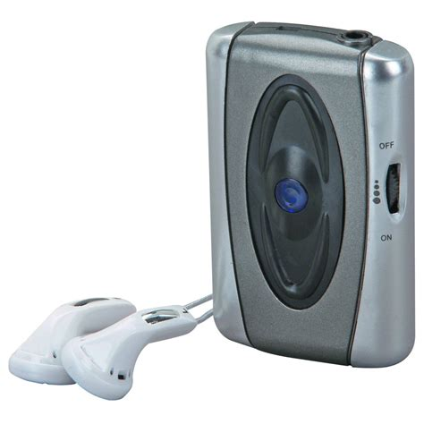 Sound Bell Up bell howell silver sonic xl personal sound