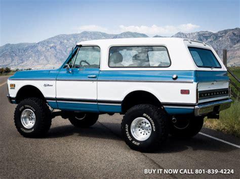 Blazer Kb 400 1972 Chevy K5 Blazer 400hp Vortec V8 W Tpi Fuel