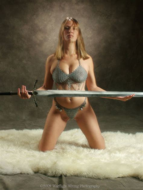 the2leep hot girls with sword photo shoot deviantart more artists like amazonwarrior talanis by