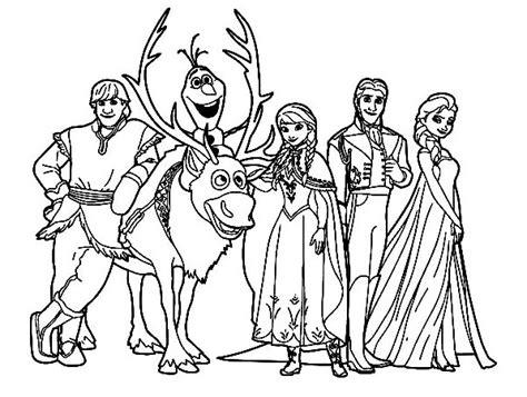 Correction Karakter Kartun Frozen Pony koleksi gambar mewarnai kartun disney lengkap gambarcoloring