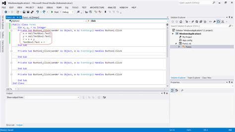 membuat gambar 3d dengan visual studio cara membuat kalkulator sederhana dengan visual studio