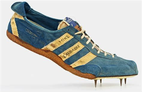 a history of adidas adi dassler s track and field shoes