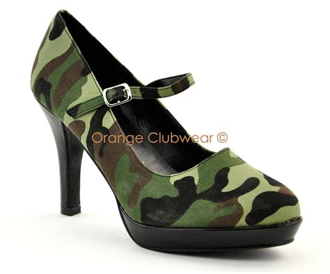 Army Sandal Orange camo high heels 28 images pleaser womens camo army