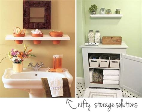 small bathroom storage ideas pinterest 12 best images about small bathroom on pinterest ideas