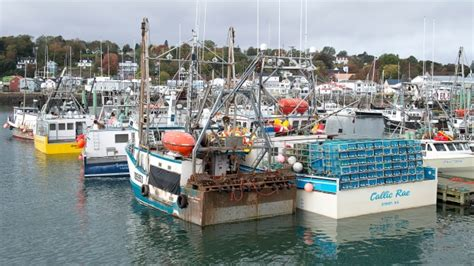 lobster boat seafood on the water second lobster boat torched amid tensions over aboriginal
