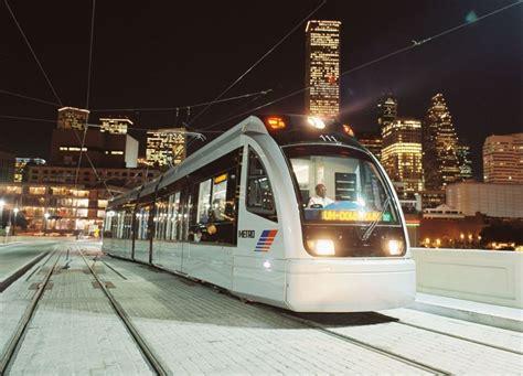 Metro Light Rail Houston by In 2014 Houston Heads West As Light Rail Goes East Next