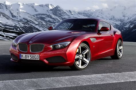 zagato car bmw z4 zagato coupe pictures and details autotribute