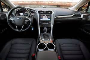 Ford Fusion 2016 Interior 2016 Ford Fusion Changes And Release Date 2016 2017