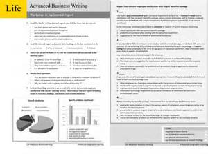 Business Letters Worksheets Business Writing Worksheets Ngl Life