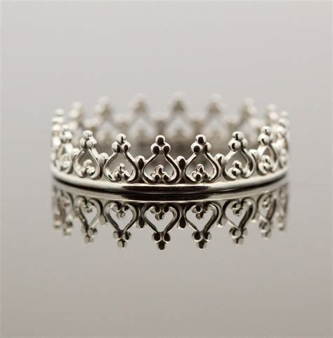 Sweety Silver S 32 S 25 best ideas about princess crown rings on